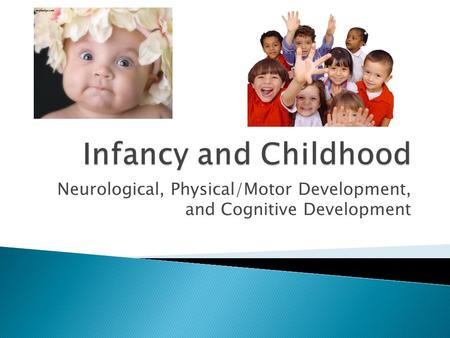 Neurological, Physical/Motor Development, and Cognitive Development.