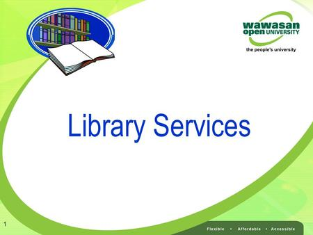 1 Library Services. 2 Benefits of using the Library To find resources for your assignments and identify areas of interest To produce extra good papers.