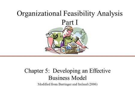 Organizational Feasibility Analysis Part I