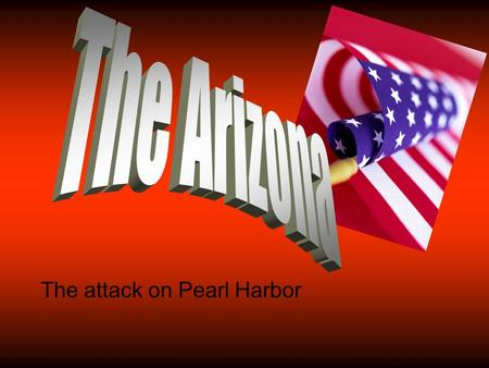 The attack on Pearl Harbor. By, Cody Felker, Bryan Farver, and Danica Deihl Pearl Harbor involved: The United States and Japan They were allies in WWI.