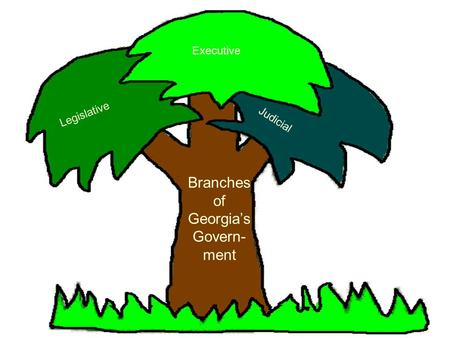 Branches of Georgia's Govern-ment