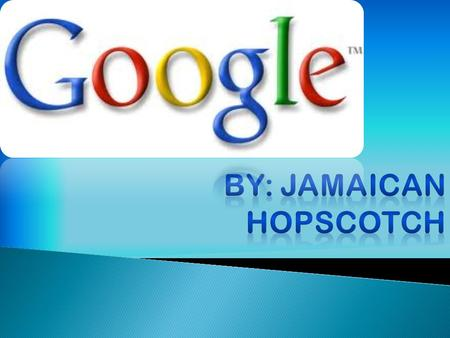 By Jamaican Hopscotch Ppt Download