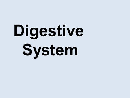 Digestive System. Macronutrients (macromolecules): 1. ·Carbohydrates: provide sources of glucose needed for cellular respiration (energy) sources: breads,