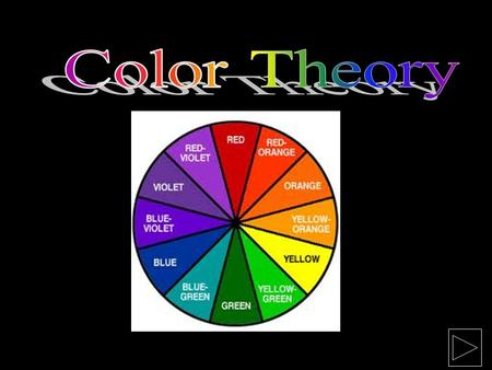 Color Wheel Color Values Color Schemes The color wheel fits together like an intricate design or puzzle - each color in a specific place. Being familiar.