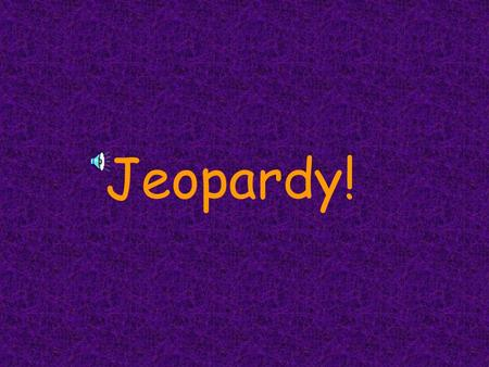 Jeopardy! 100 200 300 400 500 100 200 300 400 500 100 200 300 400 500 100 200 300 400 500 100 200 300 400 500 More Magnets What about Magnets I love.
