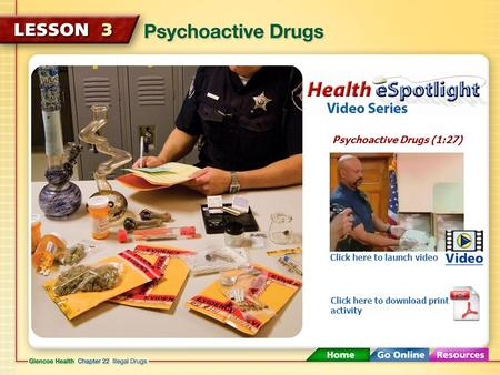 Psychoactive Drugs (1:27)