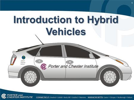 Introduction To Hybrid Vehicles