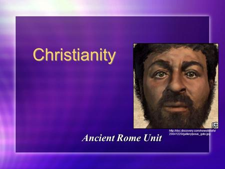 Christianity Ancient Rome Unit  20041220/gallery/jesus_goto.jpg.
