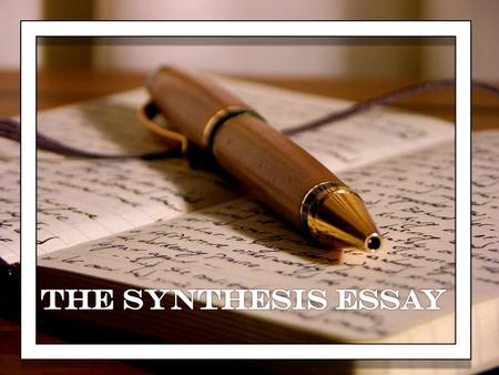 Objective After completing notes on the basic parts of a an academic essay, and evaluating sample THESIS statements students will be able to: – Create.