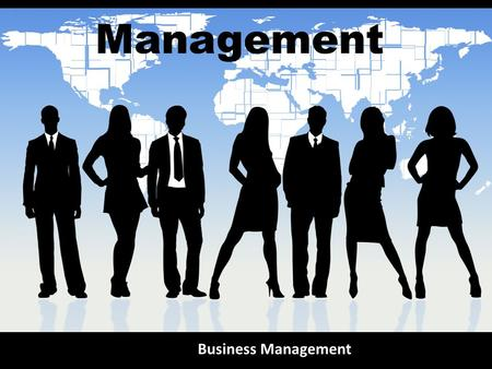 Management Business Management