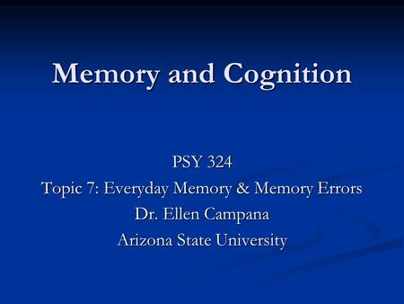 human information processing psychology of everyday things pdf