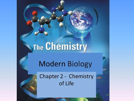 Chapter 2 - Chemistry of Life. Composition of Matter Matter – anything the occupies space and has mass.