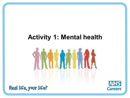 Activity 1: Mental health. Describe the feeling Winning X Factor.
