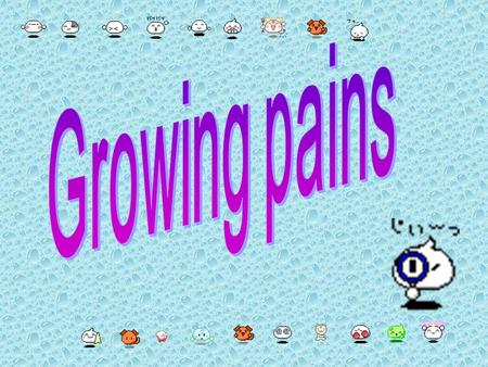 Growing pains Brief introduction: Growing pains was on TV from 1985 to 1992, a total of seven years, and it told over one hundred and sixty different.