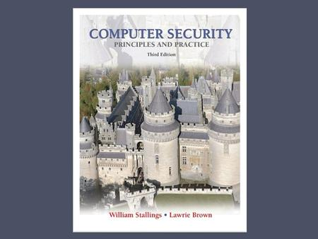 "Lecture slides prepared for ""Computer Security: Principles and Practice"", 3/e, by William Stallings and Lawrie Brown, Chapter 4 ""Access Control""."
