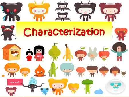 Characterization. Date:__________ Title: Characterization EQ: How do we know the difference between characters in a story?