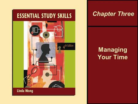 Managing Your Time Chapter Three. Copyright © Houghton Mifflin Company. All rights reserved. 3–23–2 The Pie of Life.