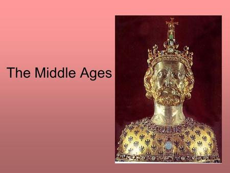 The Middle Ages. The Early Middle Ages Decline into Chaos Approximately 500 to 800 Depopulation of cities Decline in trade Decline in literacy Loss of.
