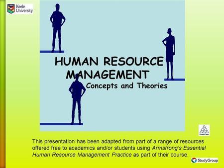 theories of human resource development pdf