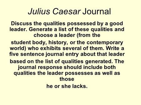 Julius Caesar William Shakespeare Conflicts In The Play Conspirators
