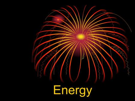 Energy. Energy : ability to cause change The energy in the flame melts the candle wax. This energy makes the matter in the candle change states. You use.
