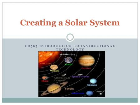 solar system luis madrid project science our solar system ppt