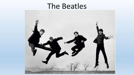 The Beatles. The founder of the band was John Lennon, a vocalist and guitarist. The other members were: Paul McCartney (vocal and guitars), George Harrison.