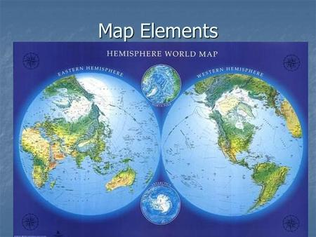 Map Elements. The Earth Latitude and Longitude Maps and globes usually have lines on them to help locate places on Earth. These lines are called latitude.