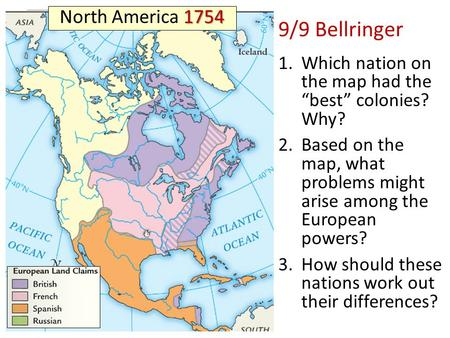 9/9 Bellringer North America 1754