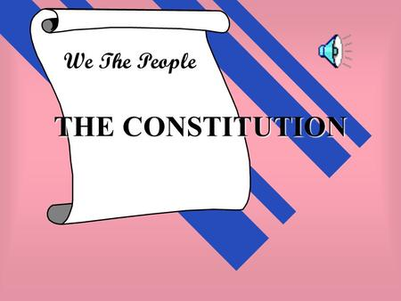 We The People THE CONSTITUTION Roots of the Constitution n More freedom in colonies n Administration of colonies was expensive, especially protection.