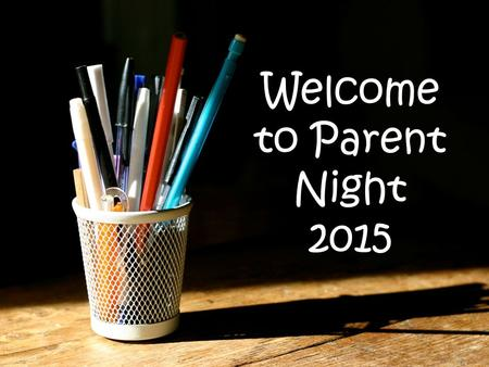 Welcome to Parent Night 2015. Mrs. Taylor 12 th year teaching at West (10 years in multiage) 19 th year with District 47 Bachelor Degree in Elementary.