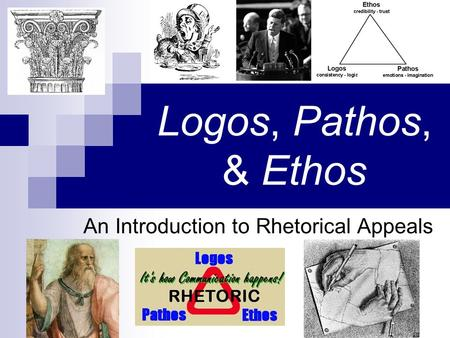 An Introduction to Rhetorical Appeals
