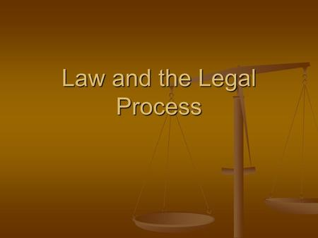 Law and the Legal Process. Jurisdiction What is Jurisdiction? What is Jurisdiction? The authority of a court to hold a trial and decide a case The authority.