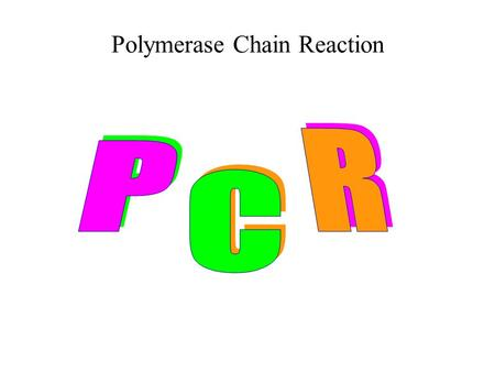 Polymerase Chain Reaction. PCR Repetitive amplification of a piece or region of DNA Numerous uses –Straightforward amplification & cloning of DNA –RT-PCR.