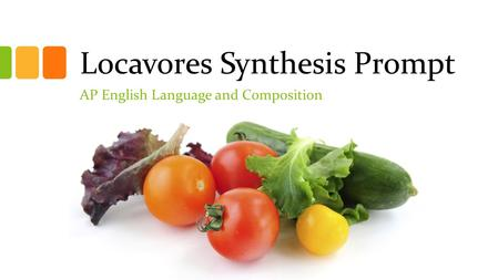 Locavores Synthesis Prompt