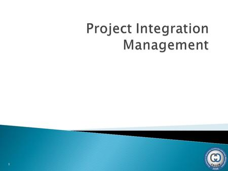 1.  Describe an overall framework for project integration management ◦ RelatIion to the other project management knowledge areas and the project life.