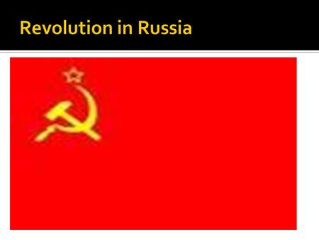 Lenin: History will not forgive us if we do not assume power - ppt