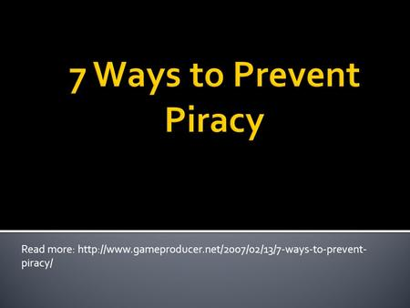 Read more:  piracy/
