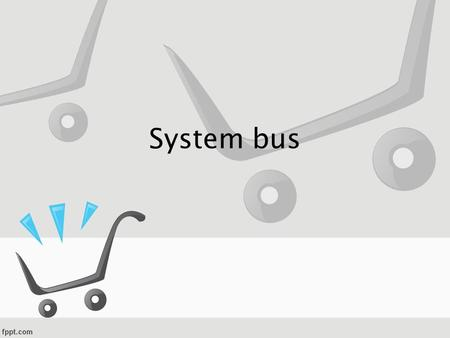 System bus. Overview Computer components The von Neumann architecture is based on three key concepts: <strong>Data</strong> and instructions are stored in a single read-
