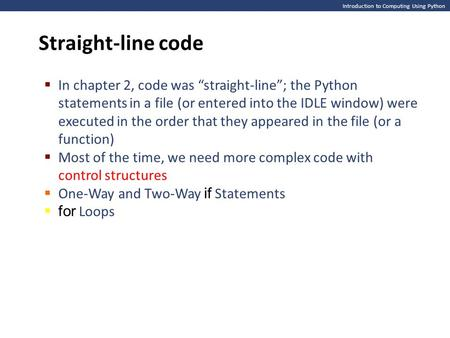 Introduction To Computing Using Python Dictionary Container Class