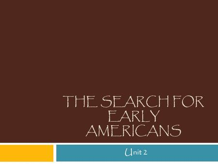 Compare  Contrast Essays  Ppt Video Online Download The Search For Early Americans Unit  Writing A Comparecontrast Essay   All You