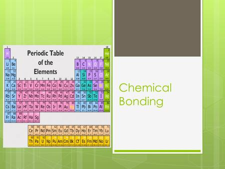 Chemical Bonding. Matter and Mass  Anything that a mass and takes up space has matter.  The mass of an object is how much matter you have.  Mass is.