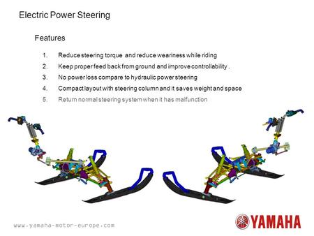 VGRS (Variable Gear Ratio Steering) System - ppt video