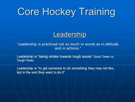 coach yoast leadership style
