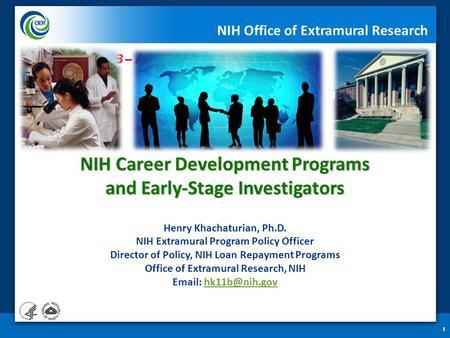 Nih career development programs k awards ppt video online download nih career development programs and early stage investigators nih career development programs and early thecheapjerseys Gallery