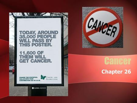 Cancer Chapter 26.