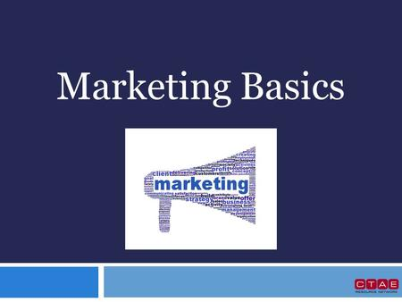 Marketing Basics. Marketing  Marketing is the activity, set of institutions, and processes for creating, communicating, delivering, and exchanging offerings.