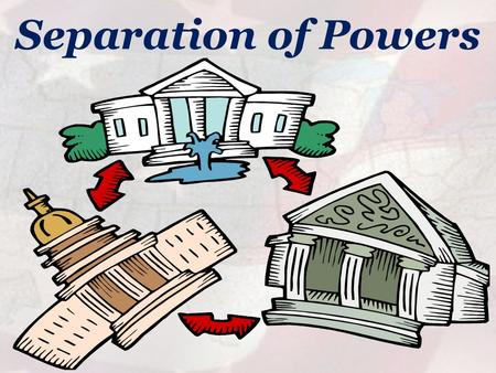 Separation of Powers. Legislative Branch House of Representatives ( 435 members) Serves 2-year term Must be 25 years old and been a citizen for 7 years.