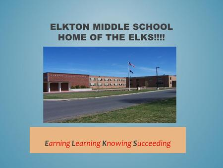 elkton middle school homework hotline