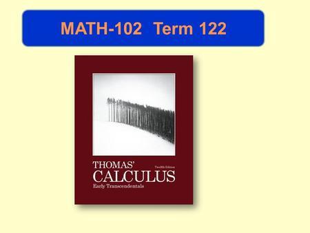 Final Exam Term-102 subjectNumber of problems Sequnces1 Find sum of